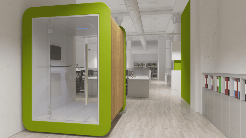Keeping a healthy environment in co-working spaces - steriluv