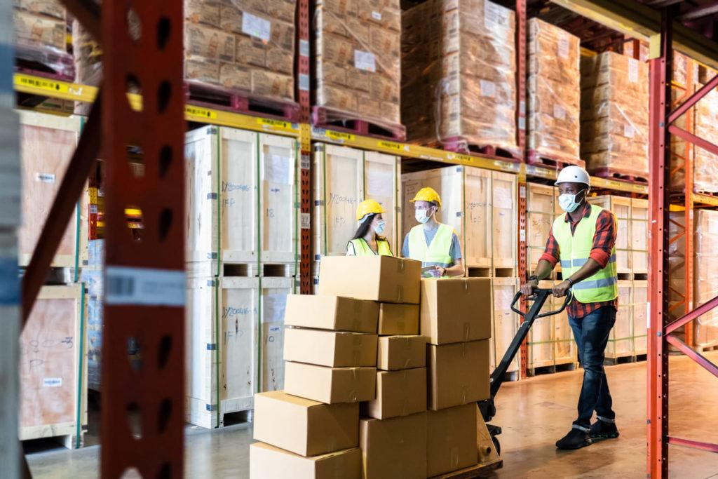 Ensuring logistics in the best sanitary conditions - Steriluv
