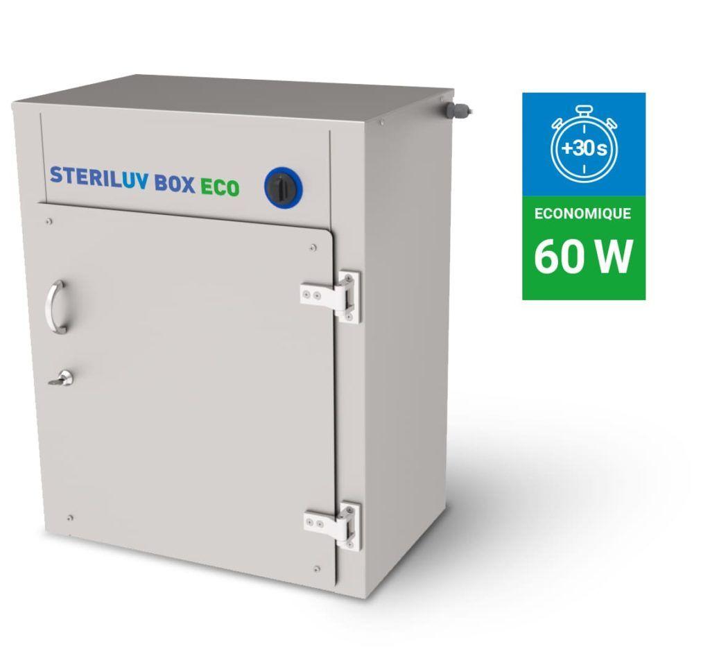 Steriluv Box ECO - Concept Light