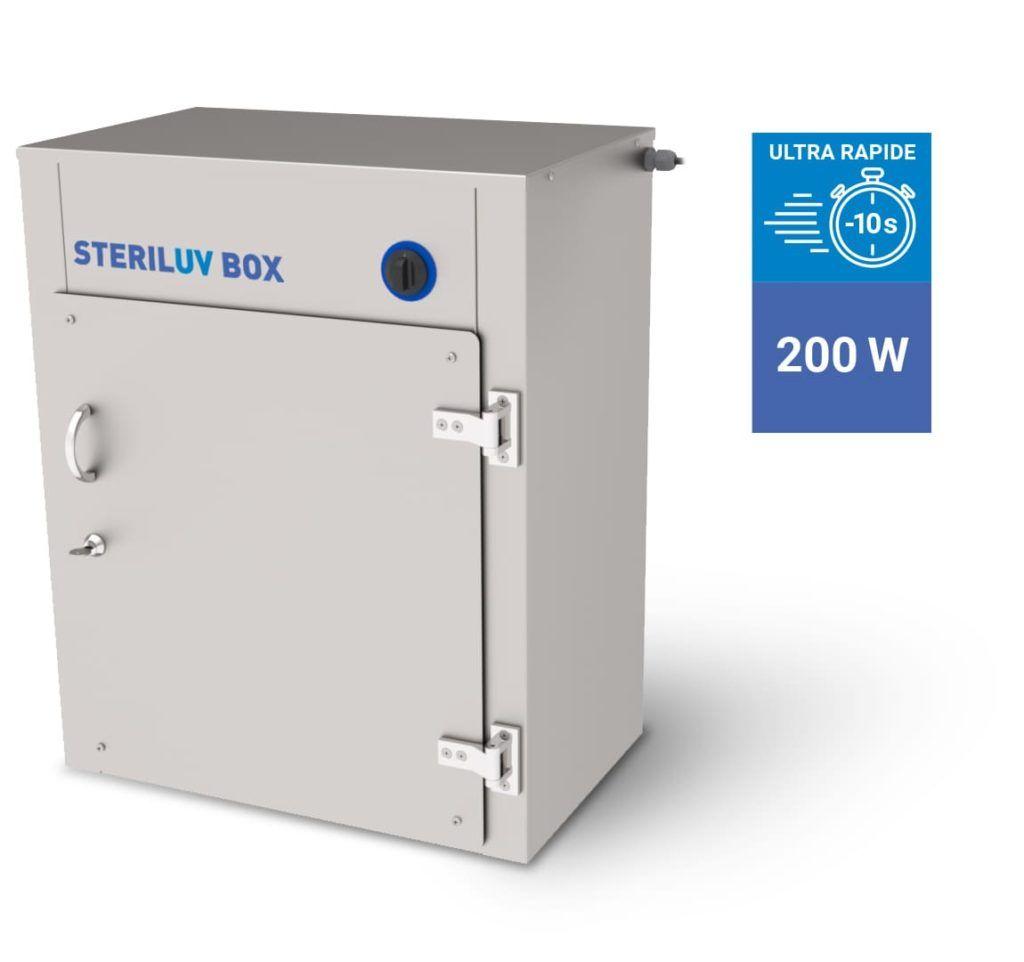Steriluv Box - Concept Light
