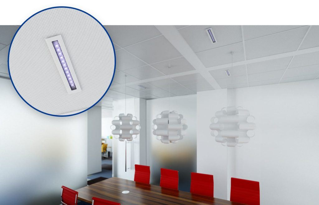 STERILUV EVO - A safer and healthier working environment