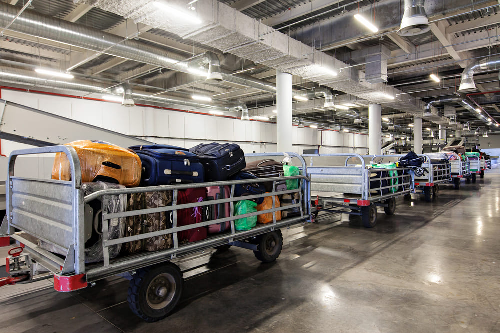 Transport decontamination with SterilUV products from Concept Light